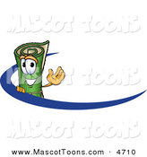 Mascot Vector Cartoon of a Rolled Green Carpet Mascot Cartoon Character Logo by Toons4Biz